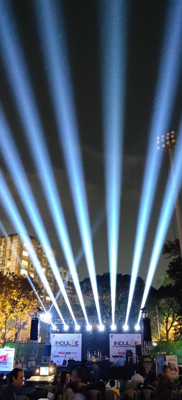 Lighting Up The Christmas Spirit With CC & FC