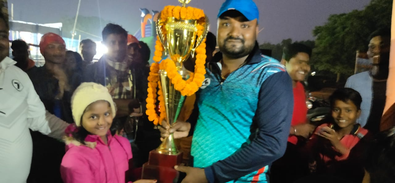 আনন্দপুর আট দলীয় আকর্ষণীয় ক্রিকেট প্রতিযোগিতা