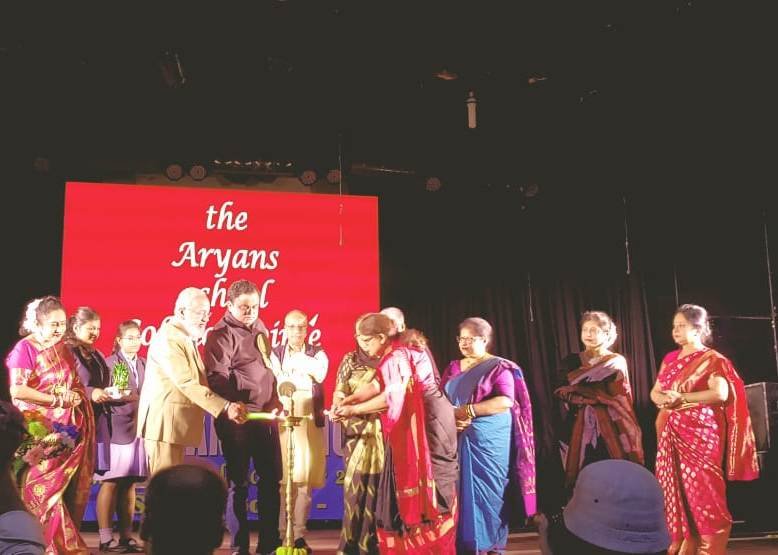 The Aryans School organizes Annual Concert