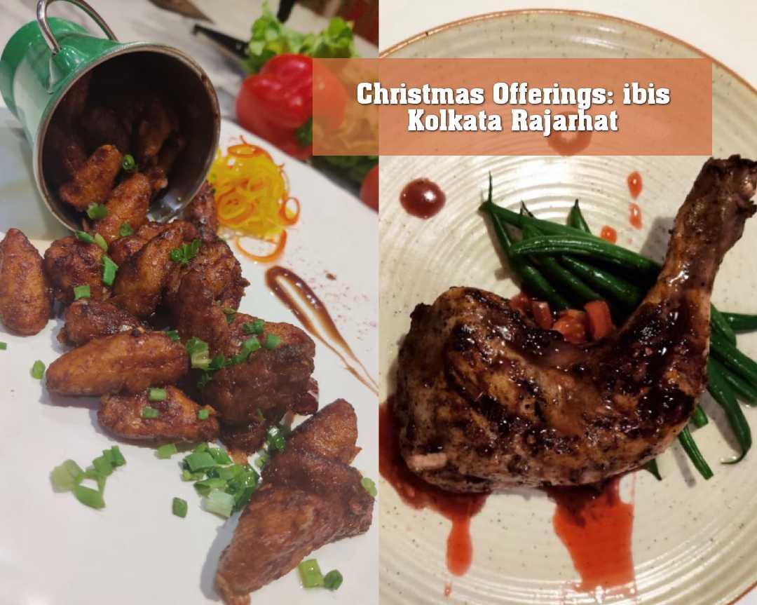 Christmas Offerings: ibis Kolkata Rajarhat