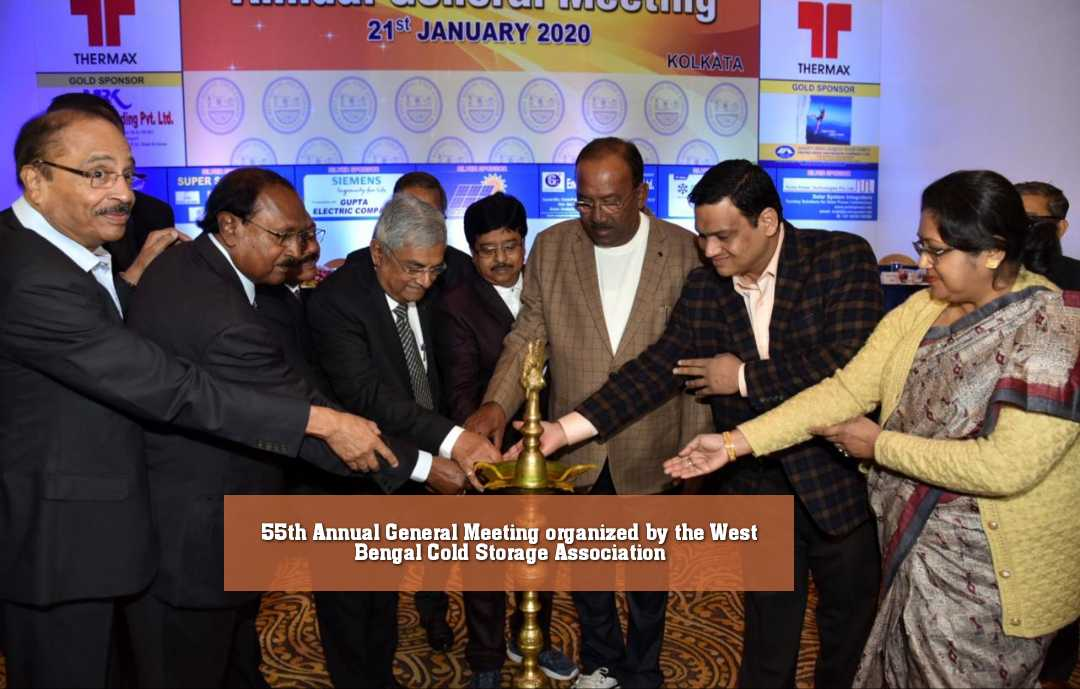 55th Annual General Meeting organized by the West Bengal Cold Storage Association