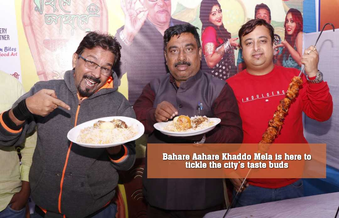 Bahare Aahare Khaddo Mela is here to tickle the city's taste buds