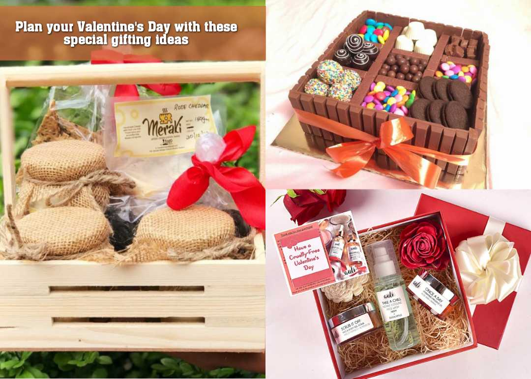 PLAN YOUR VALENTINE'S DAY WITH THESE SPECIAL GIFTING IDEAS