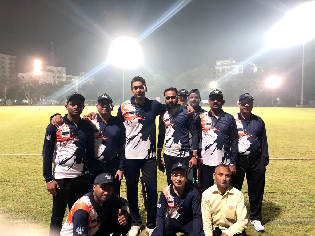 Corporate Cricket Tournament 2020 starts at CC&FC