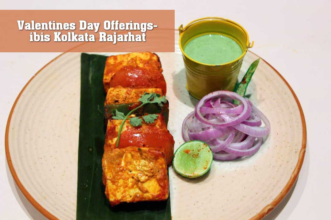 Valentines Day Offerings- ibis Kolkata Rajarhat