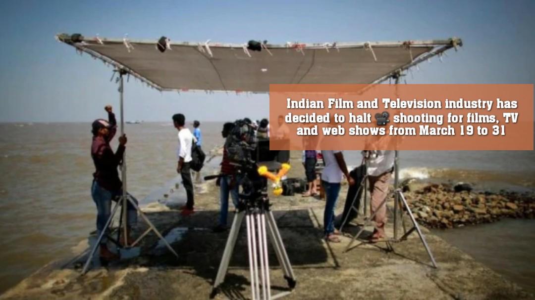 ৩১ মার্চ পর্যন্ত সমস্ত সিনেমা ও টিভি ধারাবাহিকের শ্যুটিং বাতিলের সিদ্ধান্ত মুম্বাইয়ে