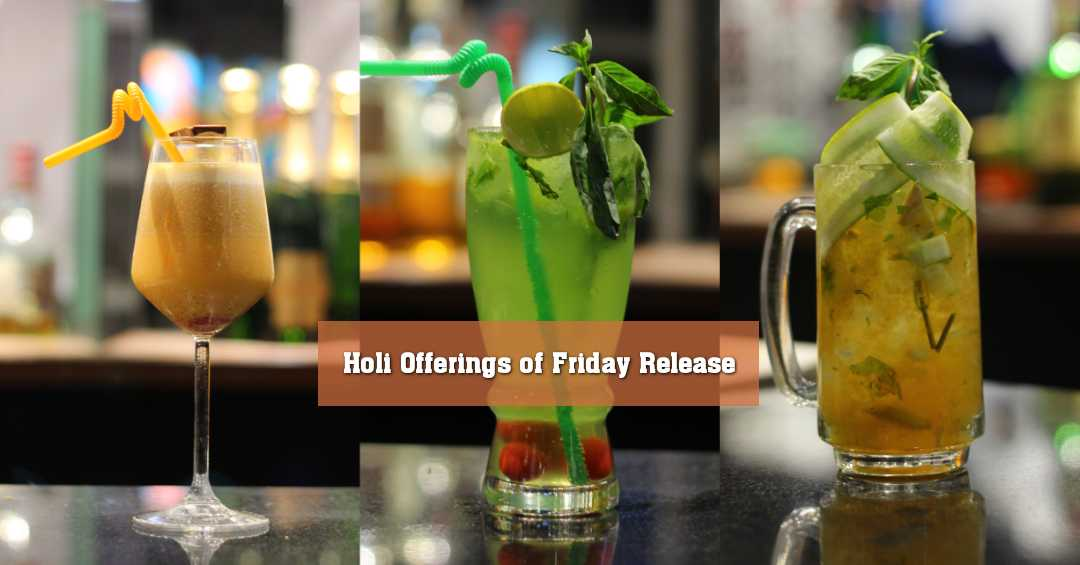 Holi Offerings of Friday Release