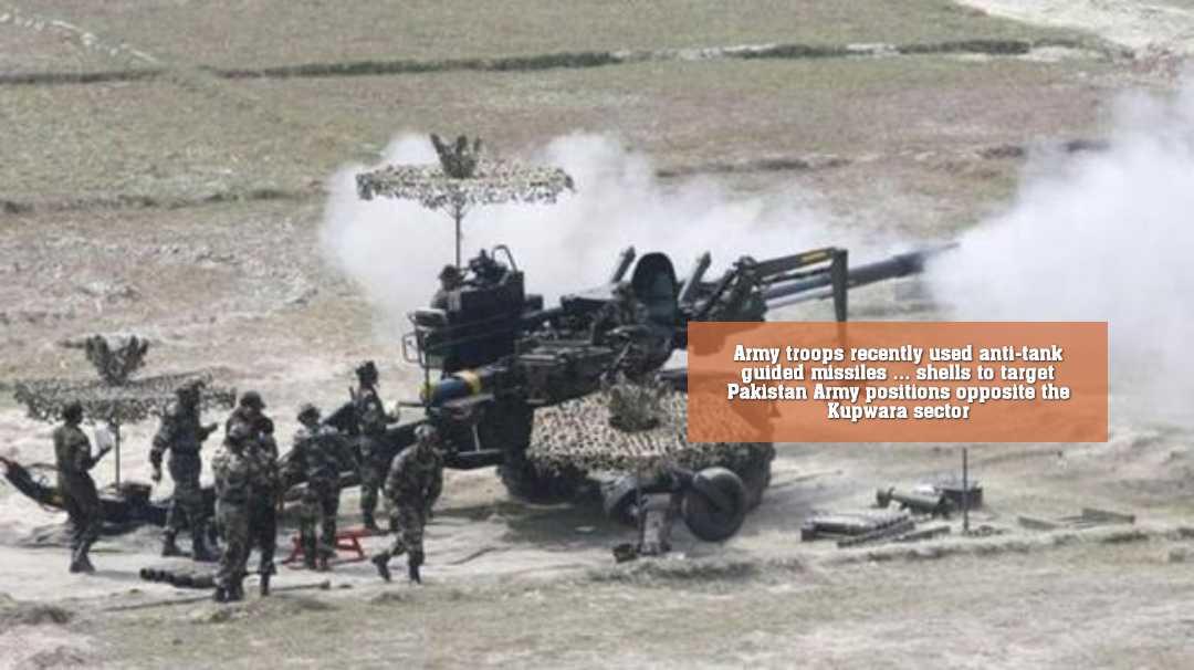 লাগাতার পাকিস্তান দ্বারা যুদ্ধ বিরতি লঙ্ঘন, মোক্ষম জবাব ভারতীয় সেনার