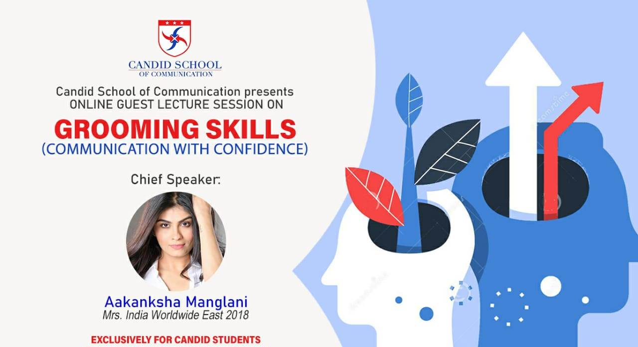 Virtual Grooming Session with Mrs. India Worldwide East 2018, Aakanksha Manglani