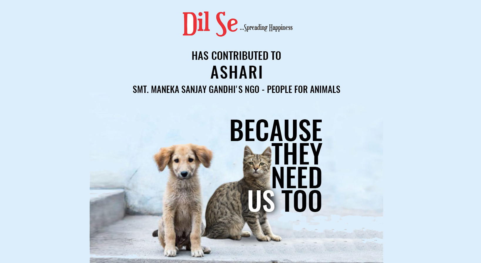 Dil Se continues to spread happiness even during Lockdown