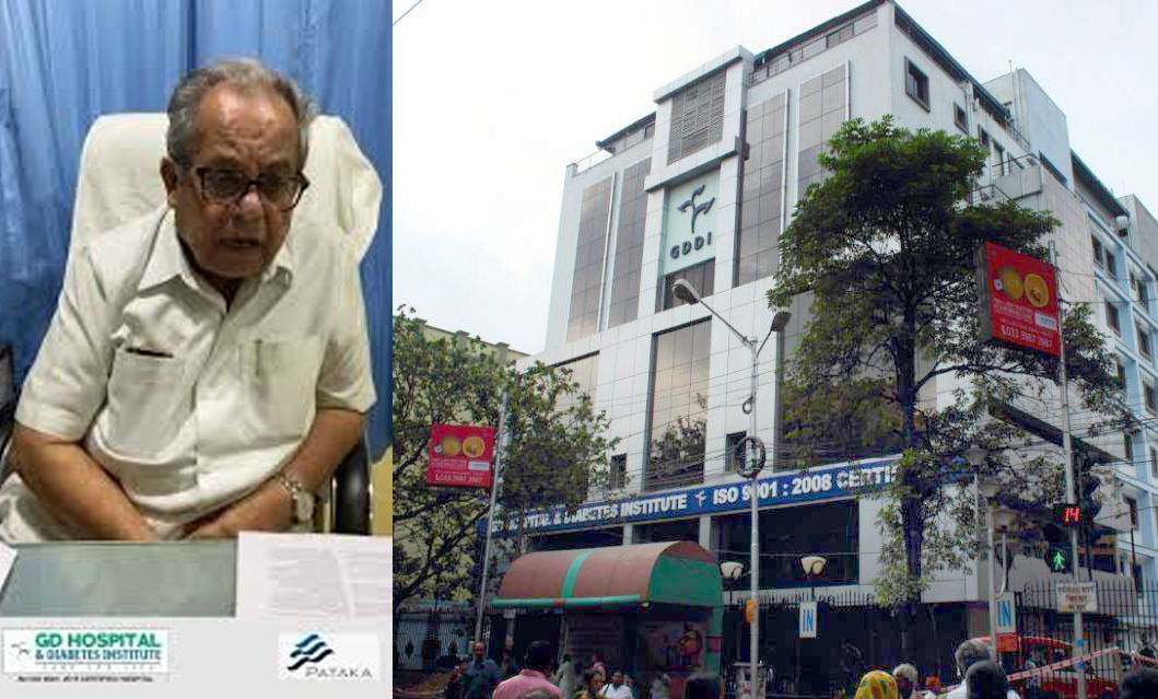 'No cause for panic': Dr. Sukumar Mukherjee, Chairman GD Hospital & Diabetes Institute