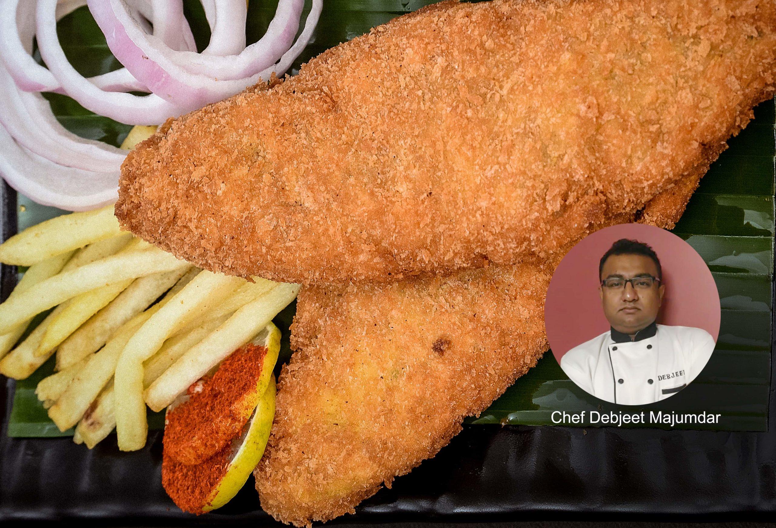 Kolkata Biyebari Fish Fry