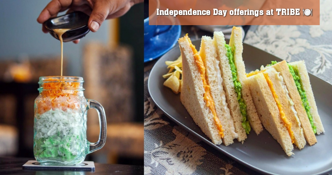 Independence Day offerings at TRIBE 🍽️