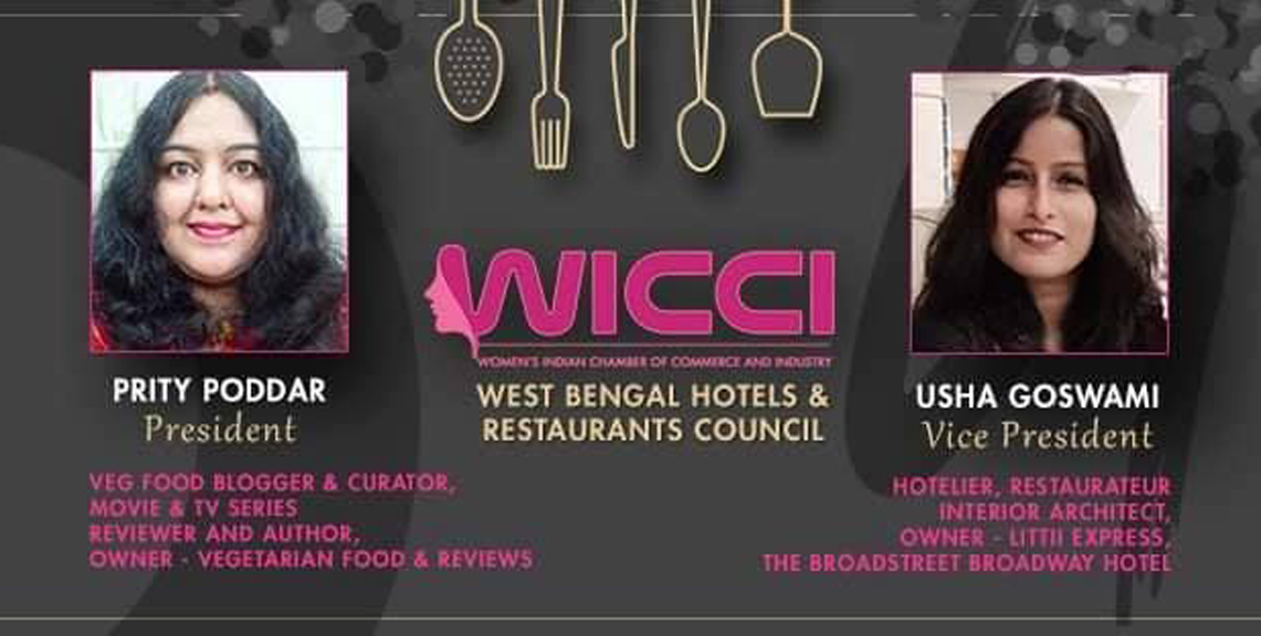Digital Launch of West Bengal Hotels & Restaurants Council of WICCI