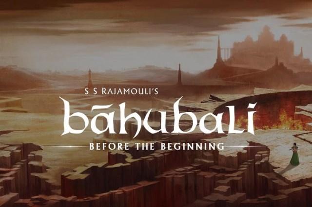 'বাহুবলী: বিফোর দ্য বিগিনিং-এর কাজ শুরু