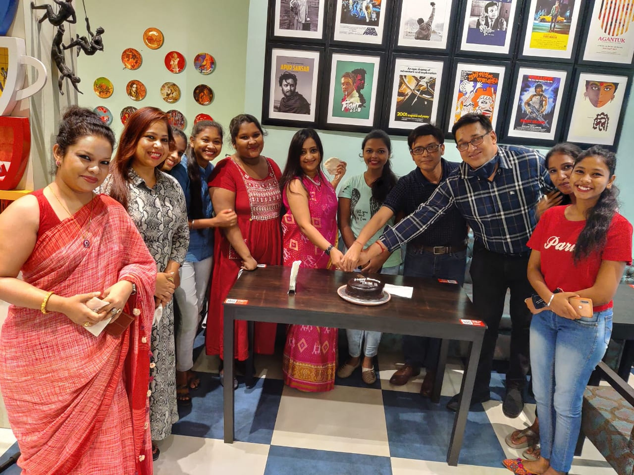 TRIBE celebrates one year of coffee, creativity and conversations