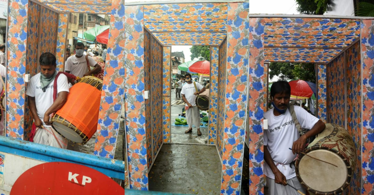 Bio toilets, sanitization tunnels to come up in Kumortuli