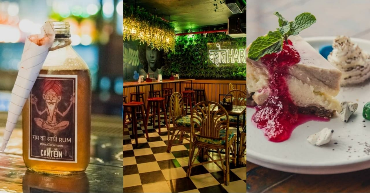THE NEWEST CHILLING SPOT IN TOWN CANTEEN PUB & GRUB WILL GIVE YOU AN OPPORTUNITY TO RELIVE YOUR  CANTEEN DAYS