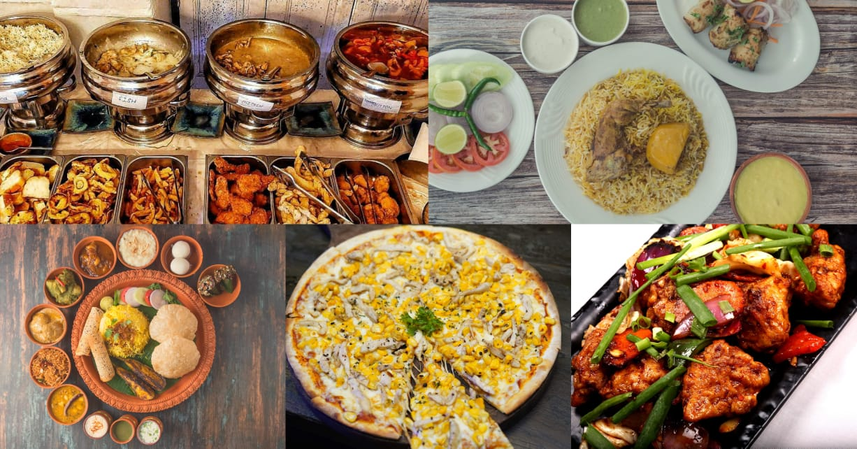 DURGA PUJA SPECIAL MENU AT YOUR FAVOURITE EATERIES AND PUBS