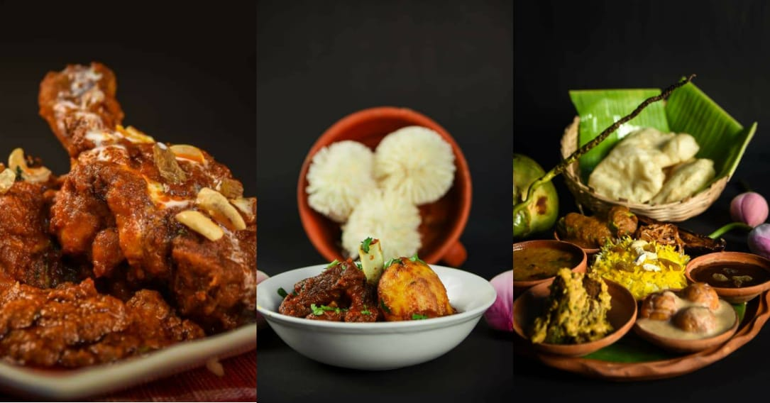 Puja Offering : Red Kitchen And Lounge 🍽️