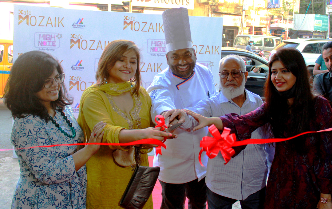 Kafe Mozaik by Avenue Hotels opens doors in the City of Joy