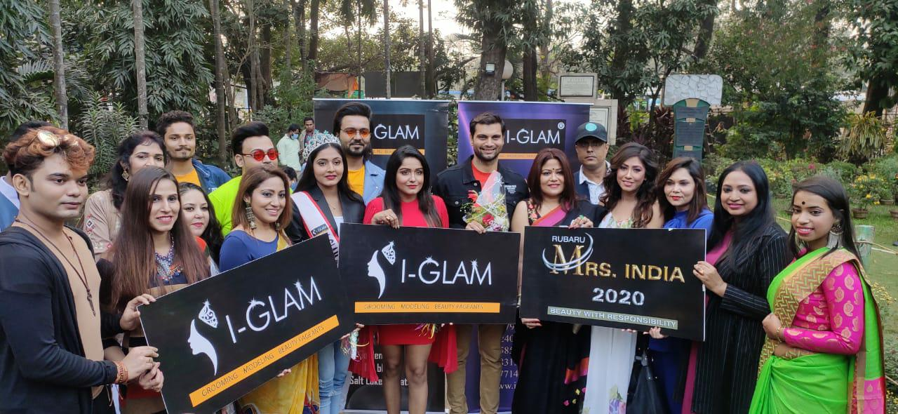 Rubaru announces its Glamorous Journey of Mrs India 2020 with pomp and grandeur