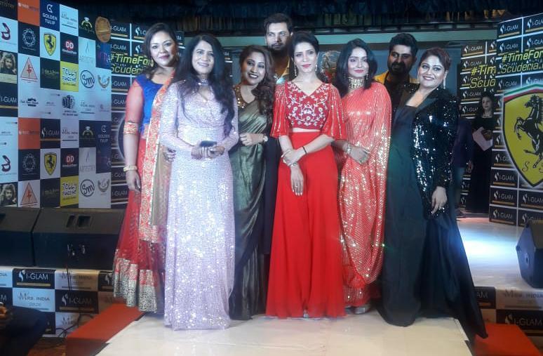 I-Glam Rubaru Mrs India 2020 winners announced