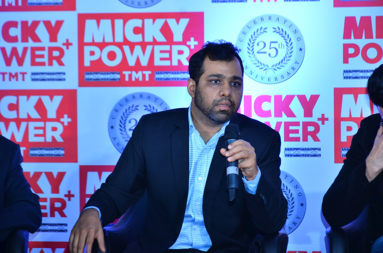 Micky Metals Ltd. organizes Panel Discussion on Macroeconomics Industrial Scenario due to Pandemic