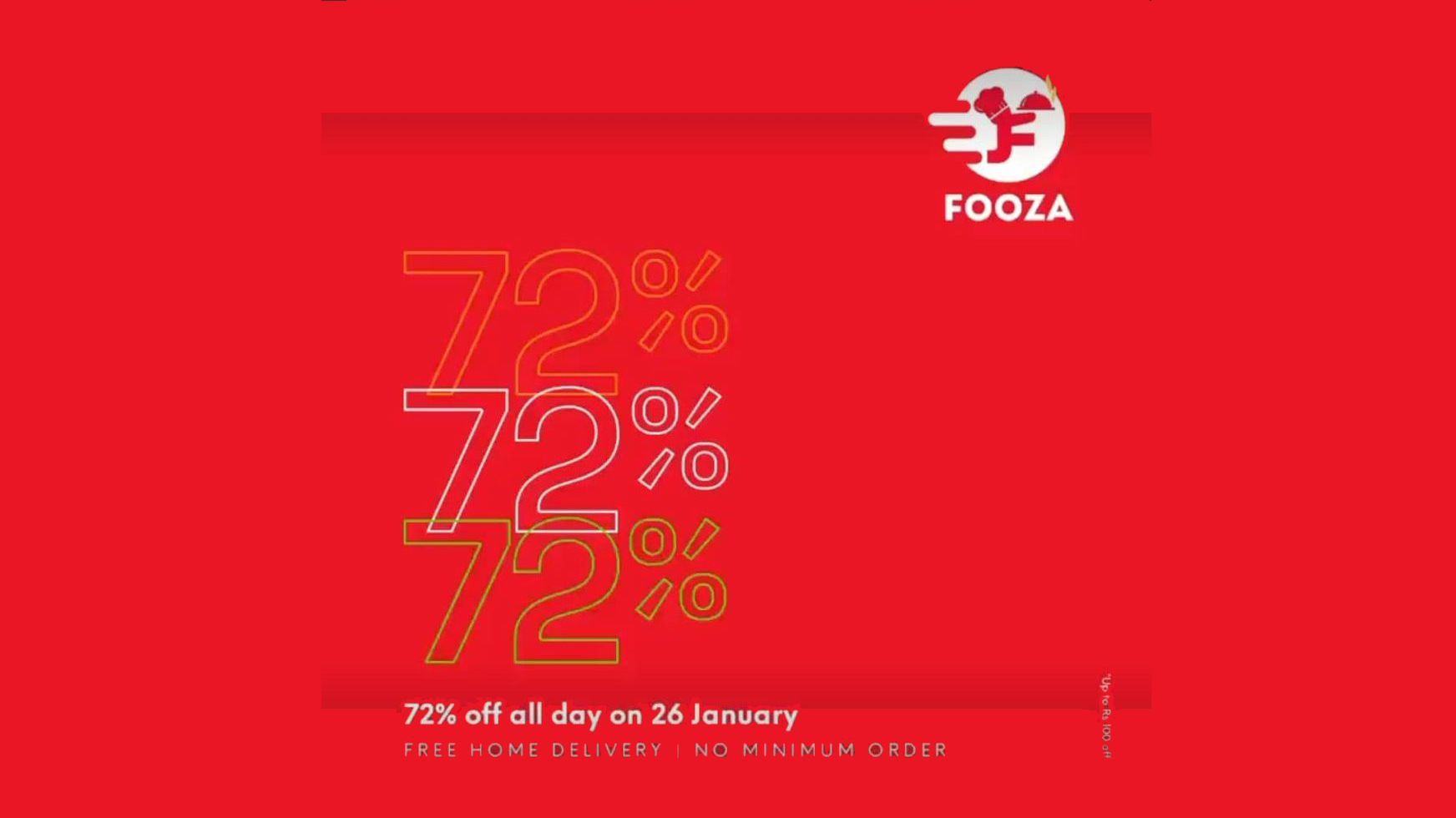 Fooza Foods Private Limited celebrates 72th Republic day with special offerings at its platform
