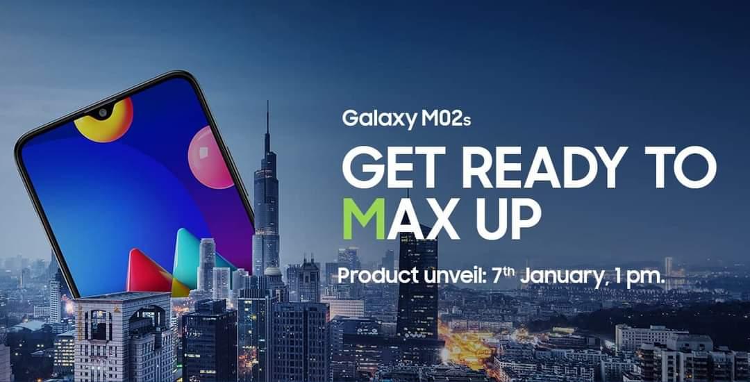 ৭ জানুয়ারি থেকে পাওয়া যাবে Samsung Galaxy M02s, জেনে নিন স্পেসিফিকেশন