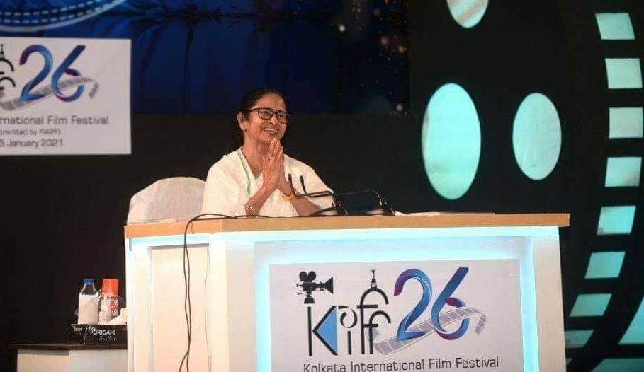 ভার্চ্যুয়ালি উদ্বোধন হলো ২৬তম কলকাতা আন্তর্জাতিক চলচ্চিত্র উৎসবের