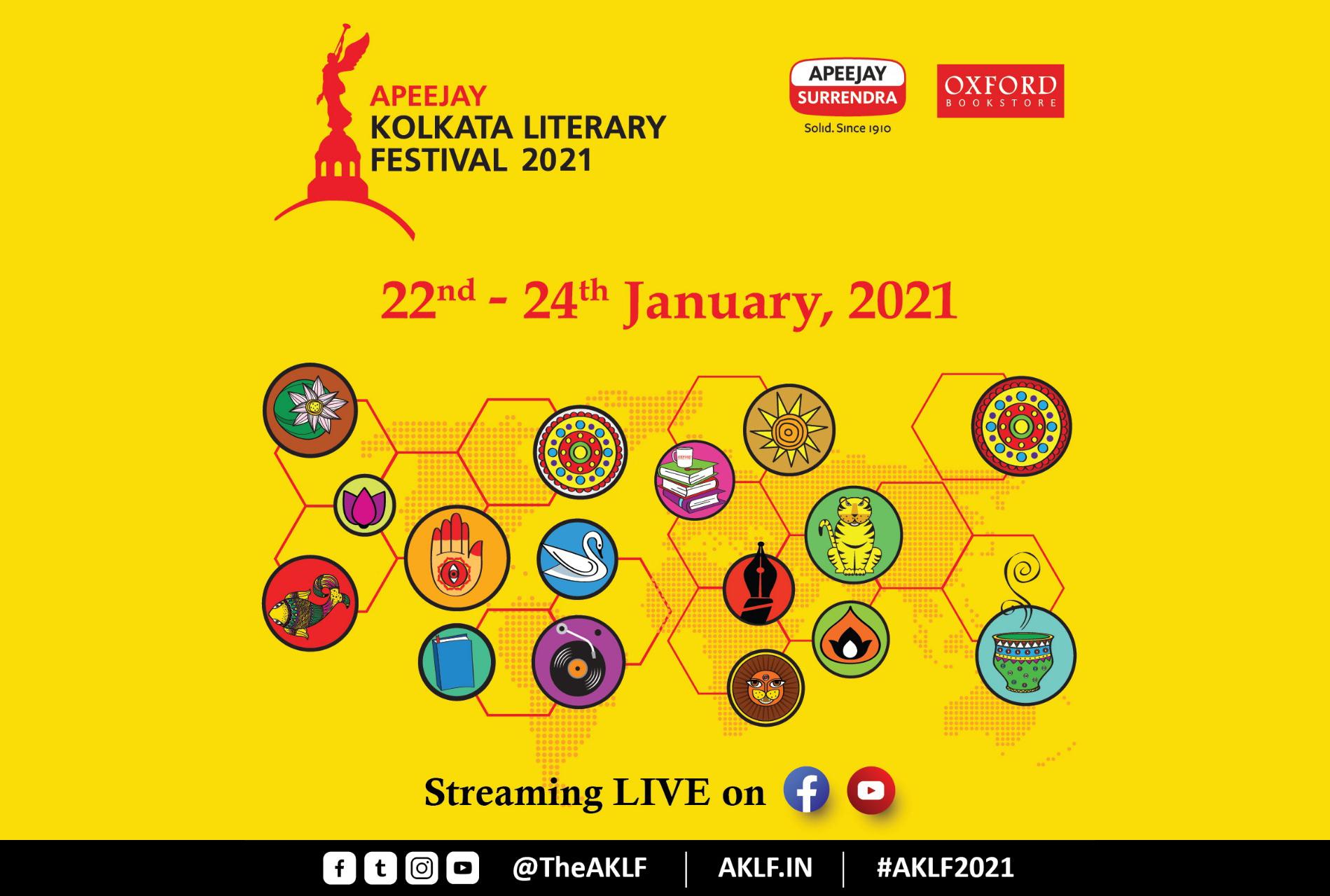 Apeejay Kolkata Literary Festival 2021