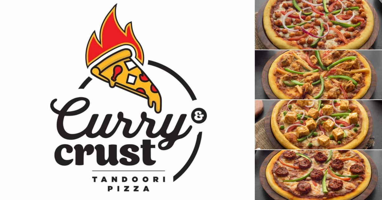 🍽️Curry & Crust-Tandoori Pizza🍕 introduces new items to its menu