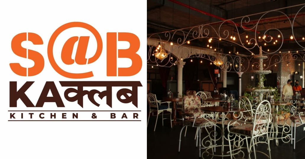 SABKA CLUB— A capacious gastropub for one and all