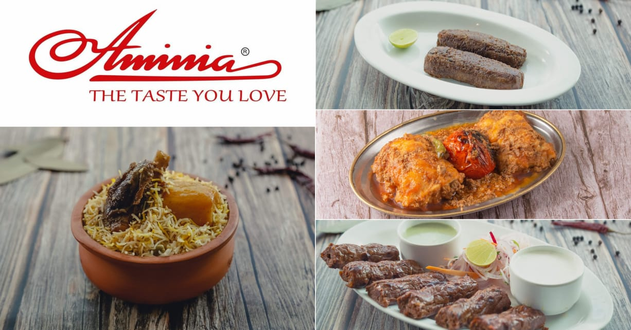 5 LESSER KNOWN DISHES OF AMINIA