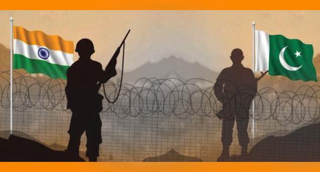 যুদ্ধবিরতি চুক্তি অনুসরণ করতে সম্মত ভারত-পাকিস্তান