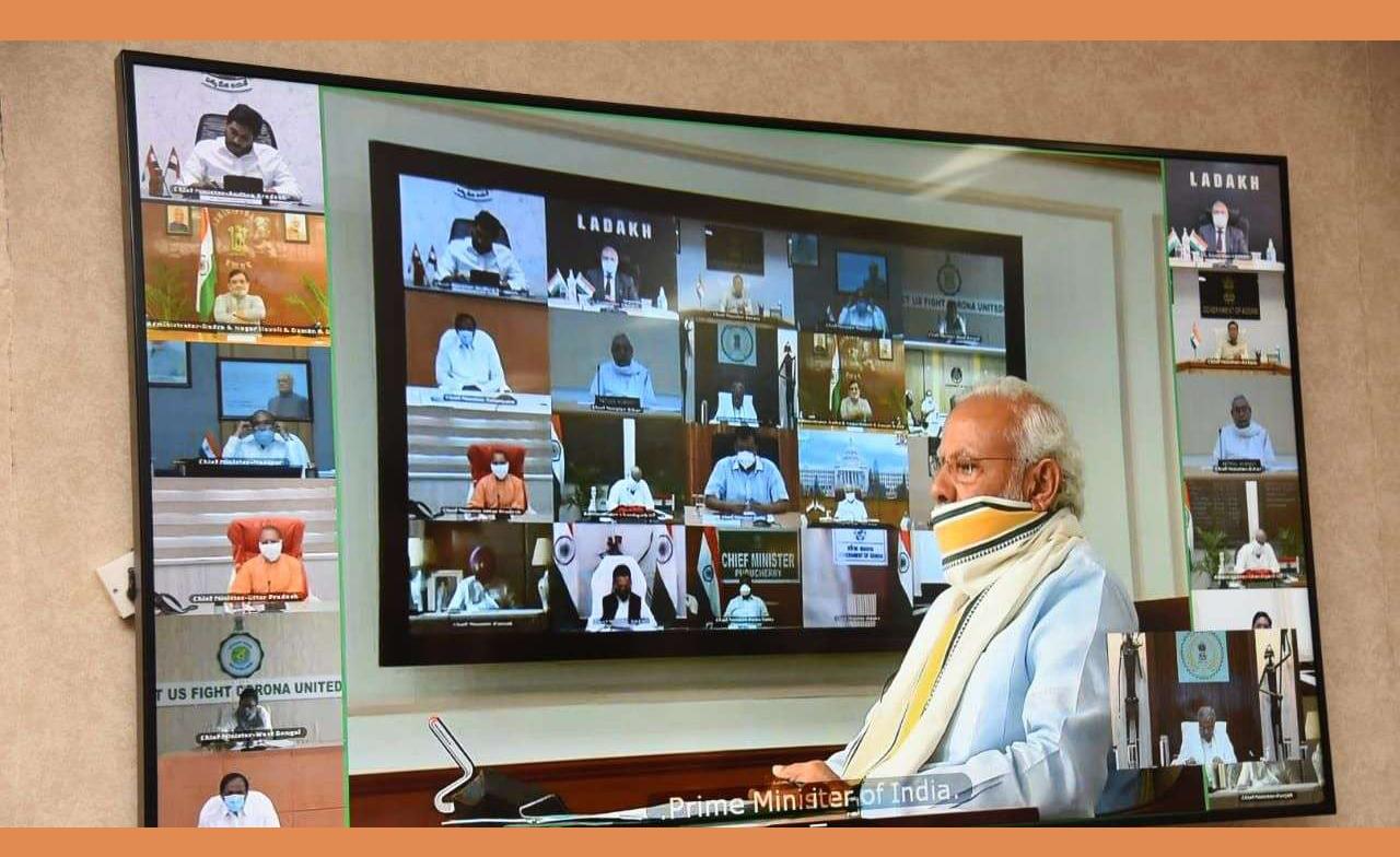 বাড়ছে সংক্রমণ, বুধবার সব রাজ্যের মুখ্যমন্ত্রীদের সঙ্গে ভার্চ্যুয়াল বৈঠক প্রধানমন্ত্রীর