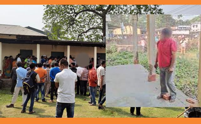 দিনহাটায় বিজেপির শহর মন্ডল সভাপতির ঝুলন্ত দেহ উদ্ধার