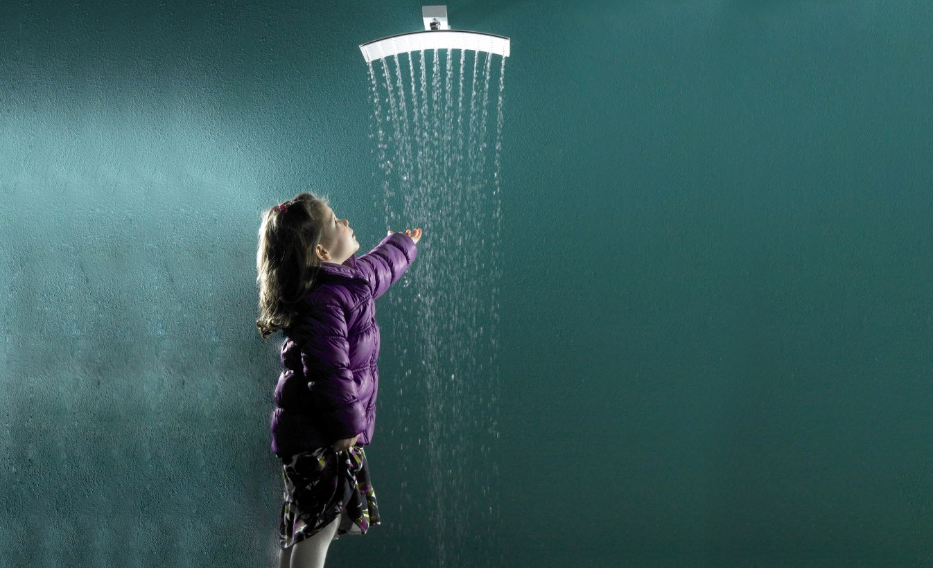 HAFELE BRINGS SAFETY TO YOUR HOME & MAKES YOUR SHOWERS MORE FUN