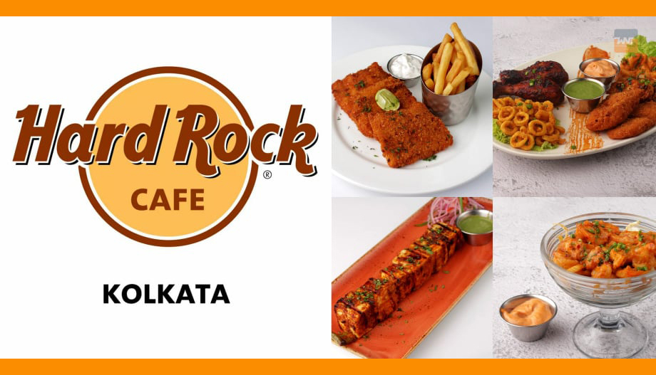 HARD ROCK CAFE KOLKATA'S LOCAL FAVORITES MENU