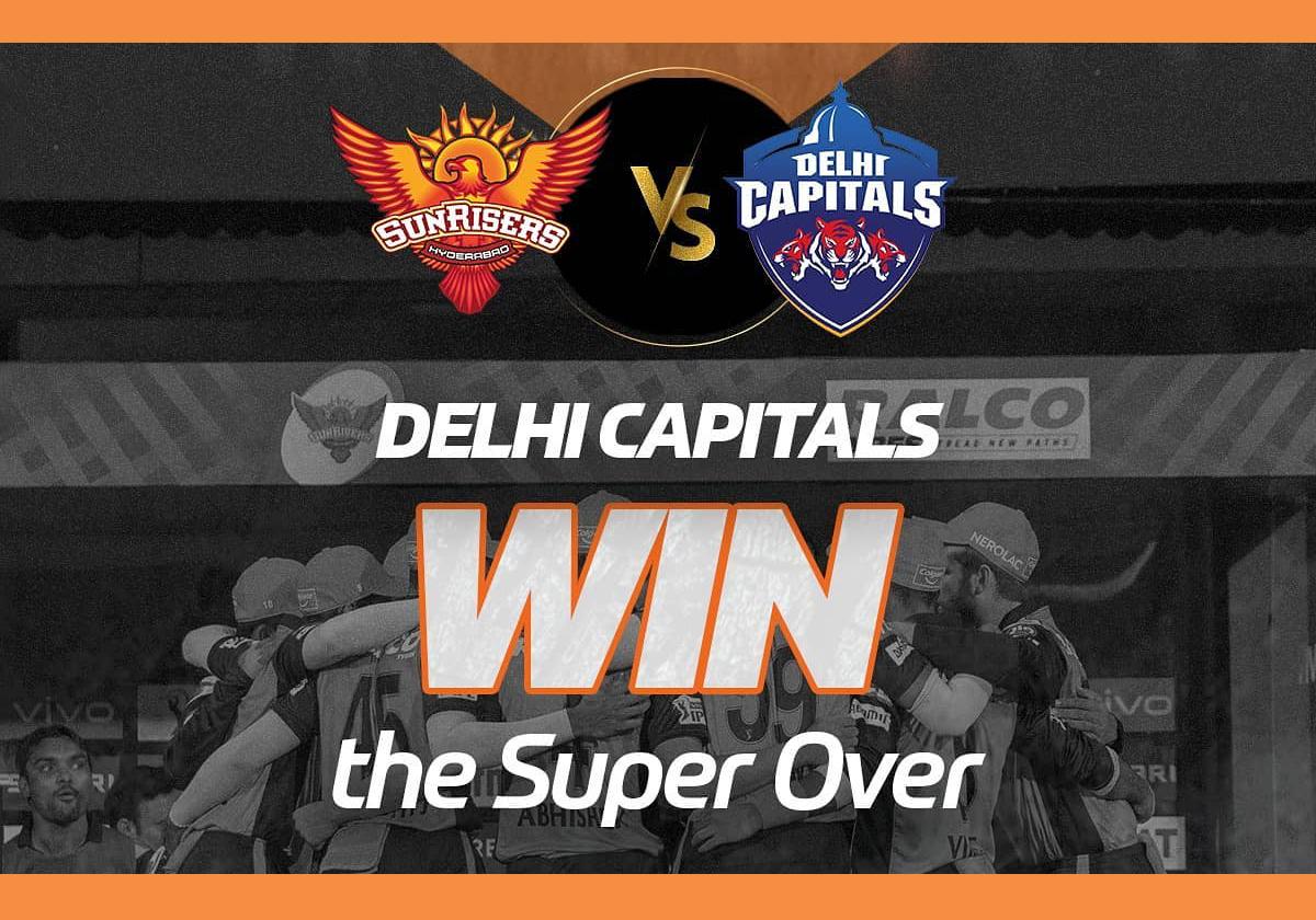 🏏 IPL 2021 সুপার ওভারে জয় দিল্লির