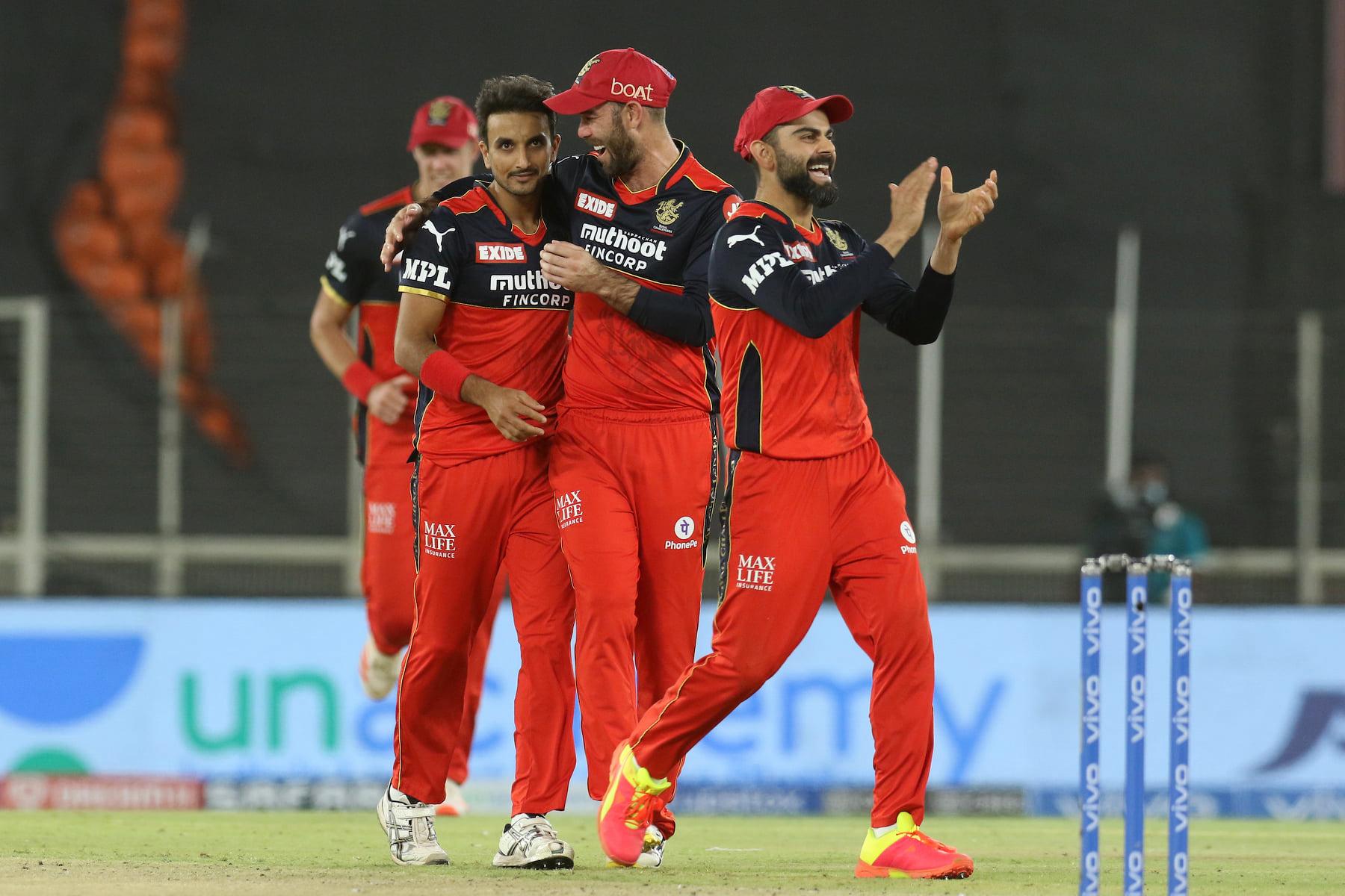 🏏 IPL 2021 ১ রানে রোমাঞ্চকর জয় ব্যাঙ্গালুরুর