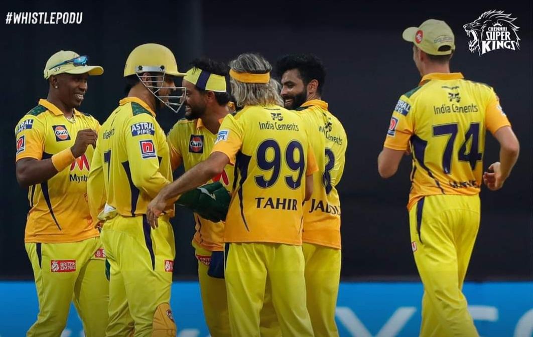 🏏 IPL 2021 ব্যাঙ্গালুরুর বিরুদ্ধে ৬৯ রানের ব্যবধানে জয় চেন্নাইয়ের