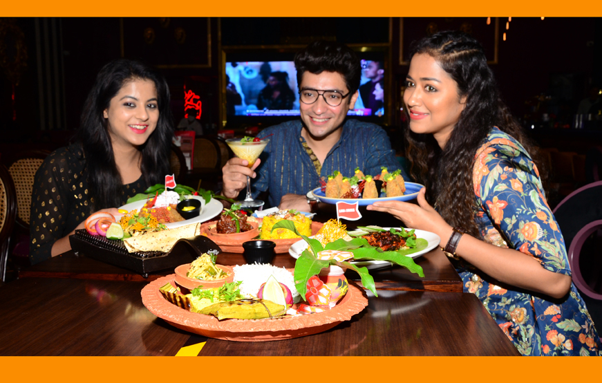 LORD OF THE DRINKS RINGING IN POILA BAISAKH WITH BENGALI FOOD