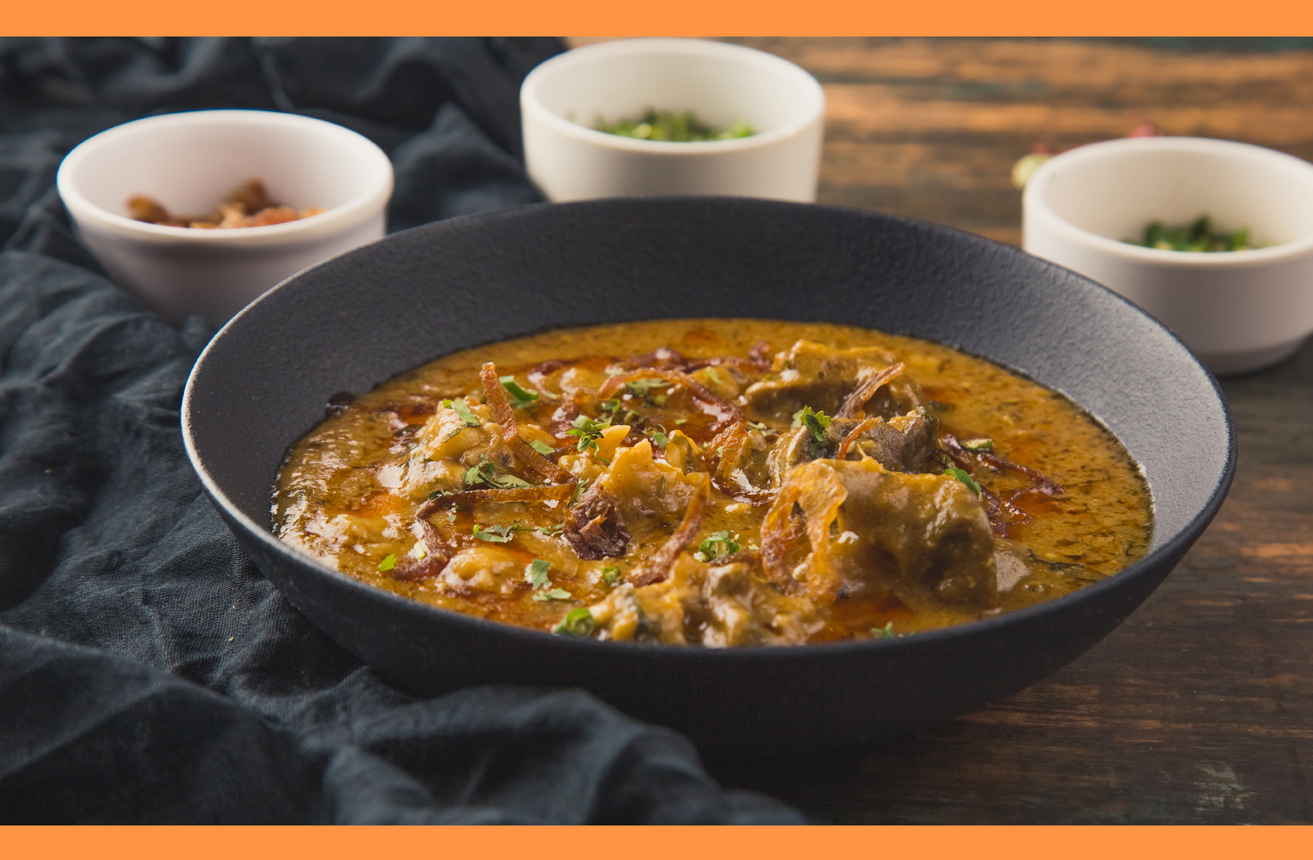FOR THE LOVE OF HALEEM DURING RAMADAN MONTH