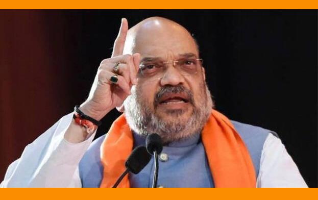 'নকশালদের শেষ করতে সরকার বদ্ধপরিকর': স্বরাষ্ট্রমন্ত্রী অমিত শাহ