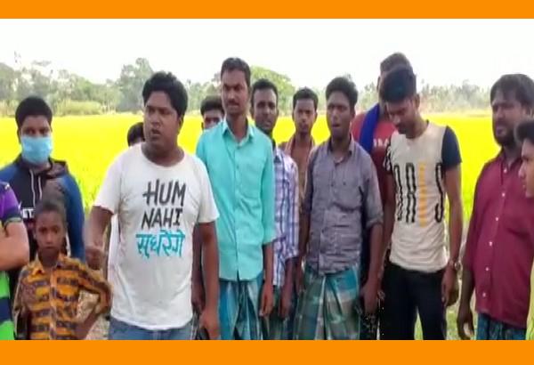 কেন্দ্রীয় বাহিনীর বিরুদ্ধে দেগঙ্গায় গুলির চালানোর অভিযোগ