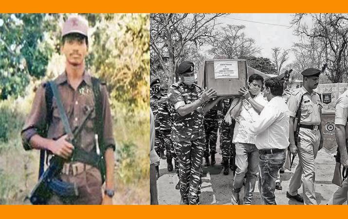 নিরাপত্তারক্ষী বাহিনীর উপর হামলার নেতৃত্বে মাওবাদী কমান্ডার হিডমা