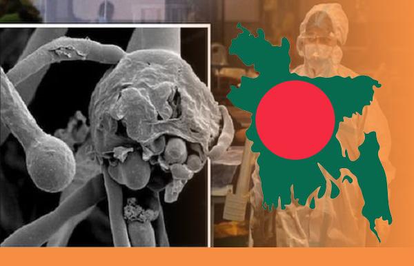 🇧🇩 'ব্ল্যাক ফাঙ্গাসের' ছোবলে প্রথম মৃত্যু বাংলাদেশে