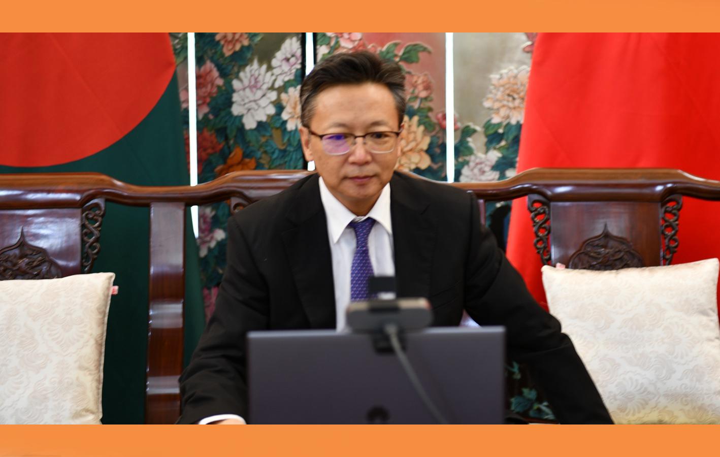 🇧🇩 বাংলাদেশ কোয়াডে যোগ দিলে ক্ষতি হবে ঢাকা-বেইজিং সম্পর্কের ক্ষতি হবে : চীনা রাষ্ট্রদূত